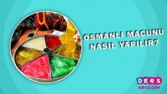 Osmanlı Macunu Nasıl Yapılır?