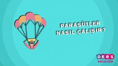 Paraşütler Nasıl Çalışır?